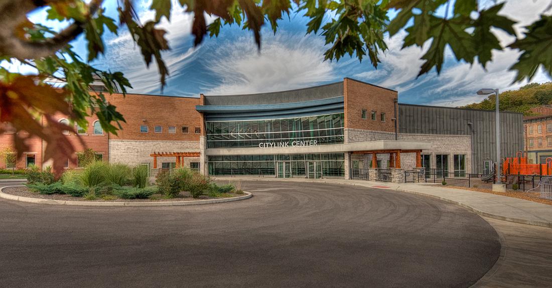 Photo-Illustration of Citylink Center, 2014